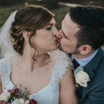 Winter Wedding at weston Hall