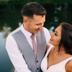 natural wedding photography at Moddershall Oaks, Staffordshire, Stone