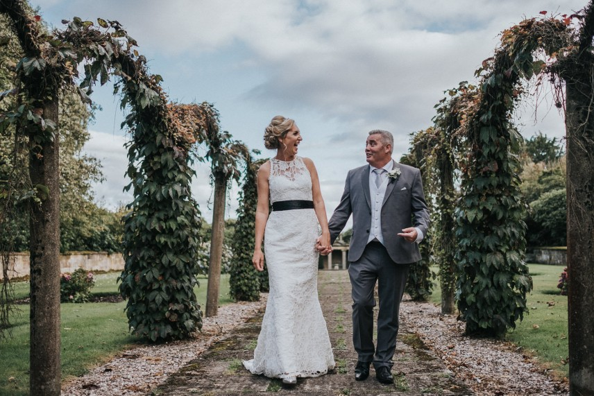 Sandon Hall Wedding Photographer, Natural Wedding Photographer, Alternative Wedding Photographer.