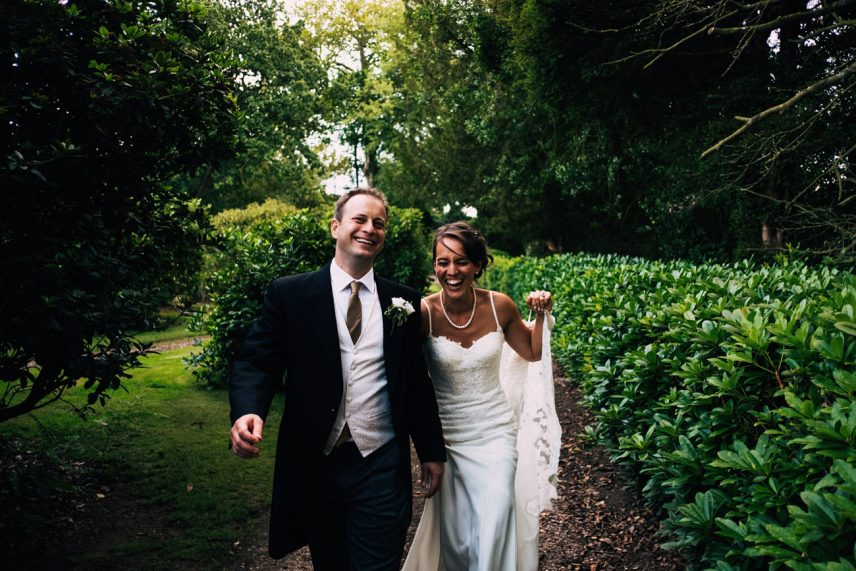 Fun Wedding Photography at Whitmore Hall, Staffordshire